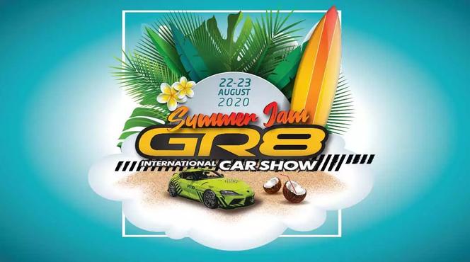 GR8 INTERNATIONAL CAR SHOW