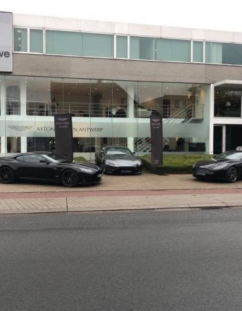 Aston Martin Antwerp
