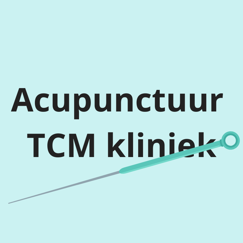 Acupunctuur tcm kliniek