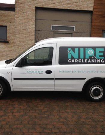 Nipe Carcleaning