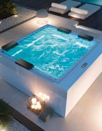 Intrapools zwembaden